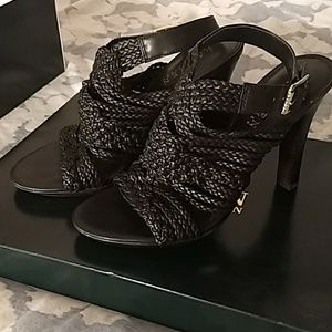 Stunning! Ralph Lauren Holleen Leather Sandal 5.5